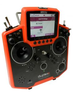 Jeti Duplex DS 12 Multimode rot