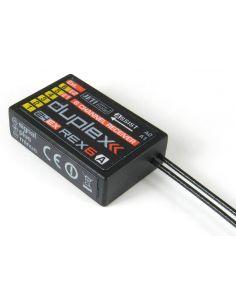 Jeti Duplex REX 6 Assist 2,4 GHz Empfänger