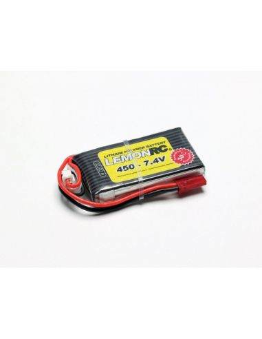 Lemon RC 2S 450 mAh 30C (60C)