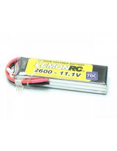 Lemon RC 3S 2600 mAh 70C (140C)