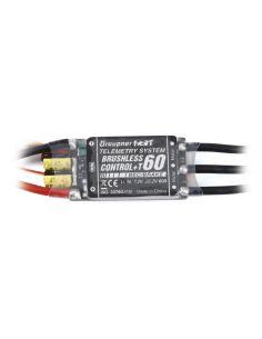 Graupner BL Control  T60 Regler