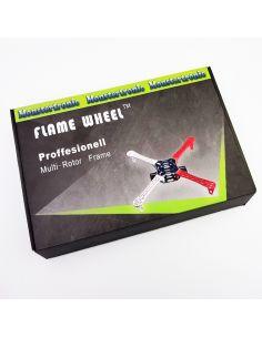 Quadrocopter Bausatz (weiß / Schwarz) ohne Elektronik