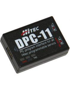 Hitec DPC-11 Programmiergerät - D-Serie/BLDC/5xxx/7xxx