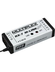 MPX RX-7-M-Link 2,4 GHz Empfänger
