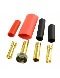 JETImodel Anti-Blitz-Steckersatz 4mm