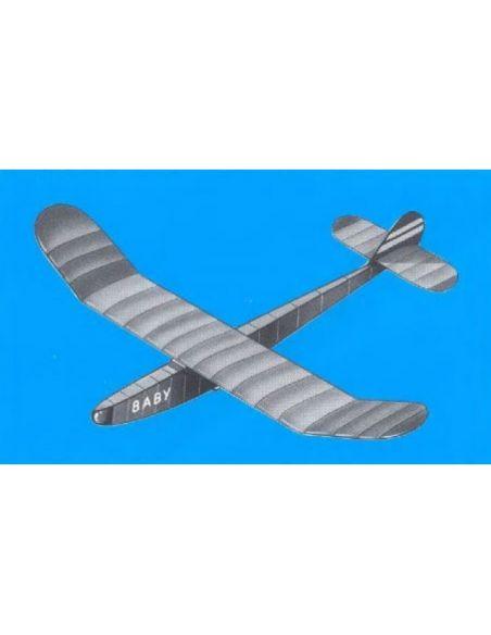 Aero Naut Baby Oldtimer Segelflugmodell