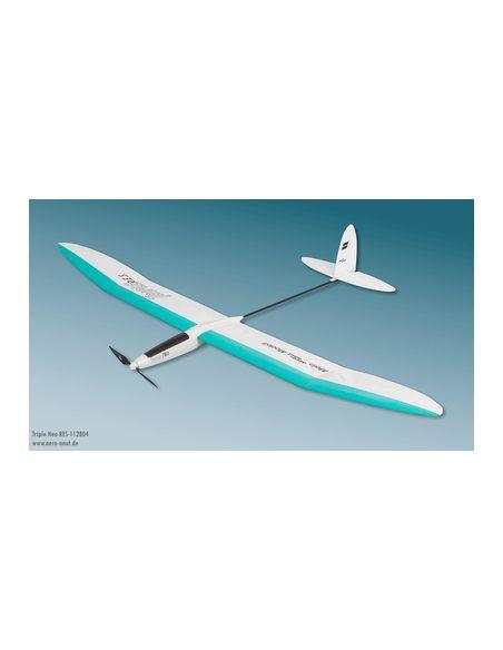 Aero Naut Triple Neo R.E.S. Holzbausatz, AE112804, Modellbau