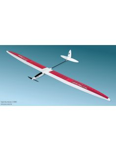 Aero Naut Triple Neo Thermic Holzbausatz, AE112805, Modellbau