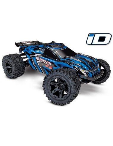 Rustler 4x4 blau
