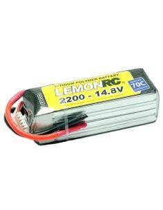 Lemon RC 4S 2200 mAh 70C (140C)
