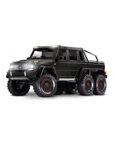 Traxxas MERCEDES-BENZ G63 AMG 6X6 RTR Ohne Akku/Lader incl. Licht 1/10 6WD Scale Crawler Brushed