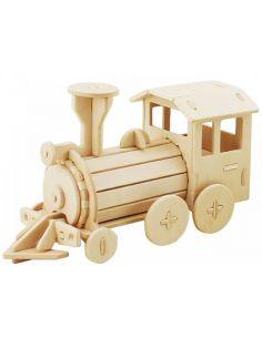Lokomotive Holzbausatz C6717