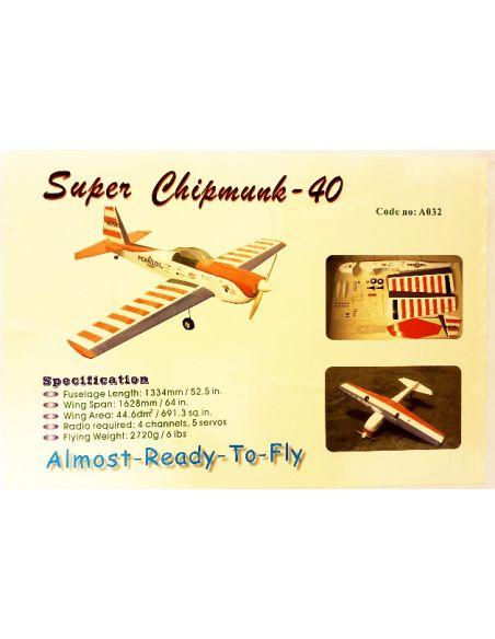 Super Chipmunk 70 E