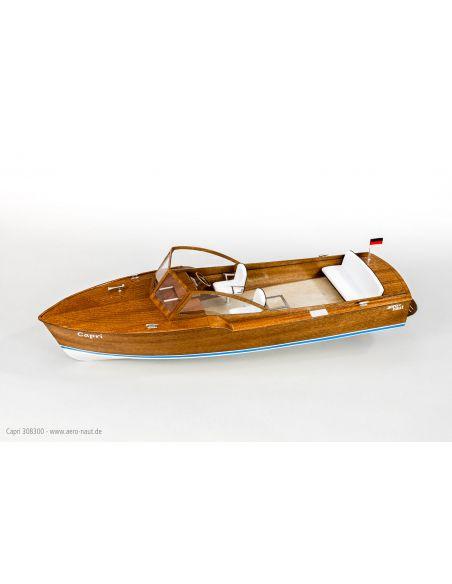 Capri Seitenansicht, Capri Sportboot, Boot, Modellbau, Aero Naut, AE308300