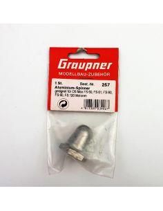 Aluminium-Spinner Graupner 257