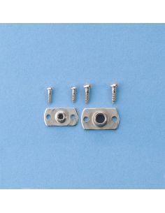 Spezialanschraubmuttern M5 19x11mm(10Stk.) 725.5