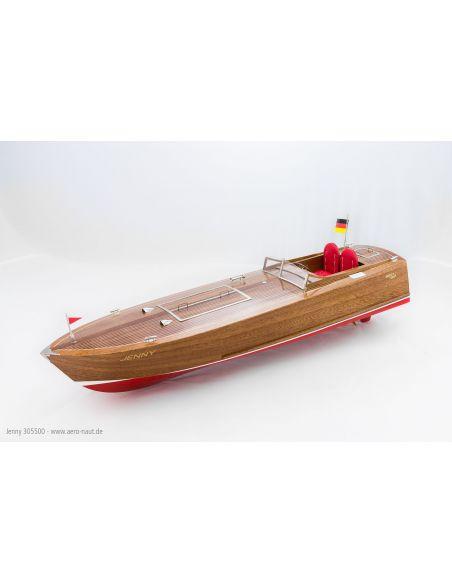 Jenny Seitenansicht, Aero Naut , Boot, AE305500