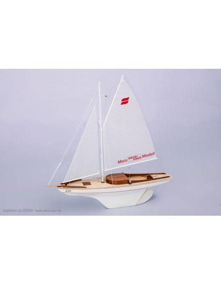 Lilli Seitenansicht, AE300300, Modellbau , Boot