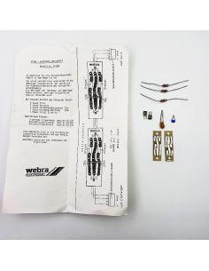 WEBRA Entstörfilter Bausatz 20.541