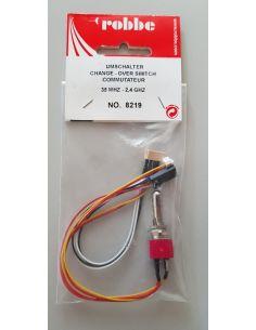 Umschalter 35MHz-2,4GHz für M Robbe 8219