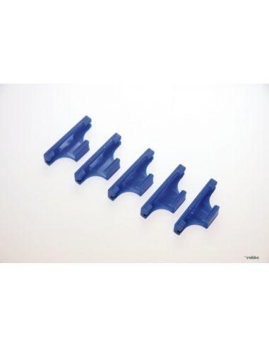 Sicherungsclip Robbe 5Stk. blau, 56000057