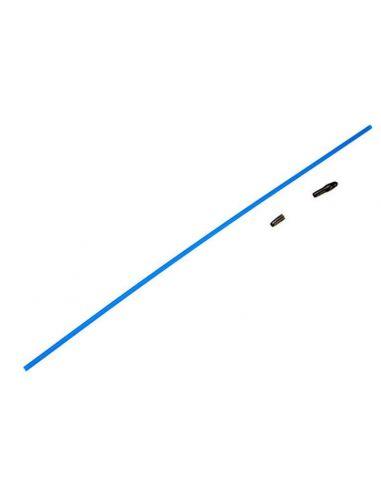 Antennenrohr blau + Zubehör TRX 1726