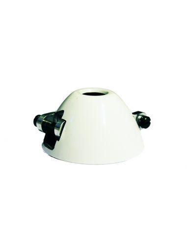 CFK-Scale Spinner 45mm versetzt mit Kühlloch 0° Verdrehung