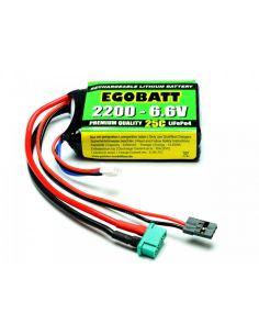 LiFe Akku EGOBATT 2200 - 6.6V (25C), C8350