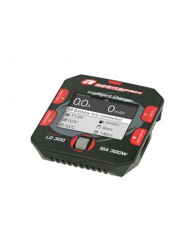 Robitronic Expert LD 300 Ladegerät LiPo 1-6s 16A 300W DC, R1014