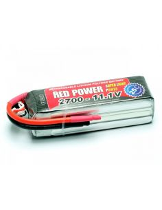 Red Power 3S 2700 mAh 25C (50C), C9412