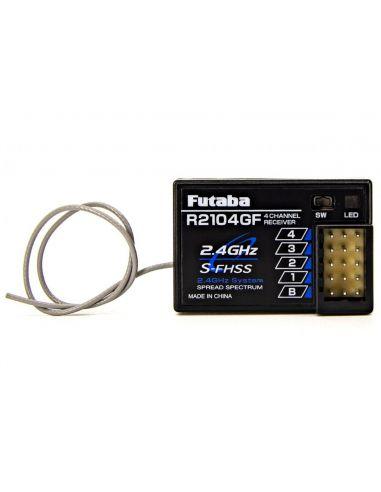 Futaba Empfänger R2104 GF