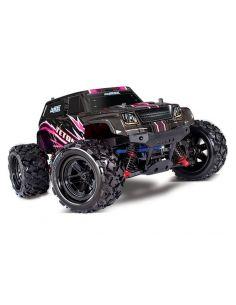 LaTrax Teton 4x4 RTR 1:18 4x4 incl. Akku und 12V Ladegerät pink, 76054