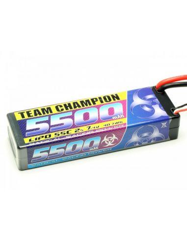 LiPo Team Champion 5500 - 7,4V, C4841