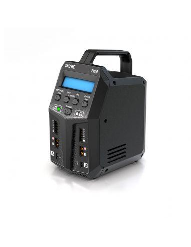 SkyRC T200 AC/DC Ladegerät LiPo 1-6s 12A 100W, SK100155
