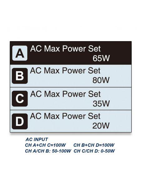 SkyRC Q200 AC/DC Ladegerät LiPo 1-6s 10A 2x100W, 2x50W