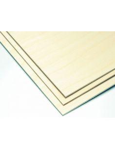 Birkensperrholz 2Stk. 1,5x300x900mm, C8617
