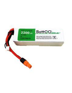 SLS Battgo 3S 2200mAh 30/60C, SLSBG22003130