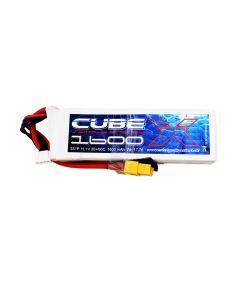 SLS X-Cube 3S 1600mAh 30/60C