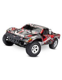 TRAXXAS SLASH Rot-X RTR OHNE AKKU/LADER 1/10 2WD Short Course Racing Truck Brushed