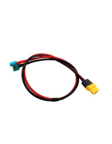 Ladekabel XT 60 Buchse auf MPX Stecker, 58922
