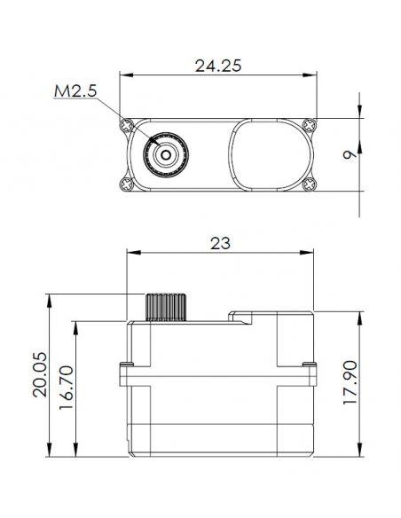 MKS D 75K-N