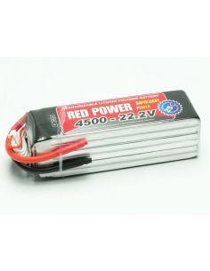 Red Power 6S 4500 mAh 25C 22,2V, C9424