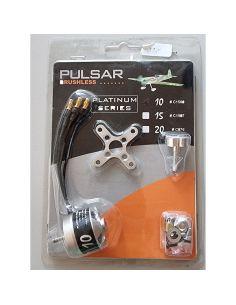 PULSAR Brushless 10 Motor, C1506