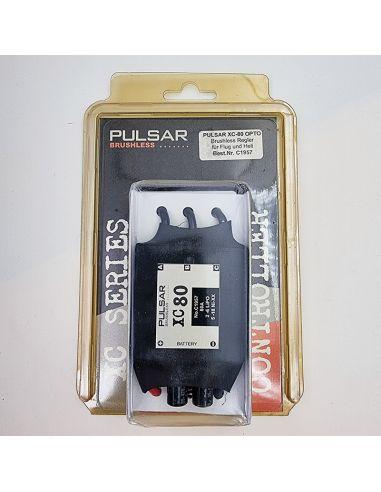 PULSAR XC-80 OPTO Brushless Regler für Flug und Heli, C1957