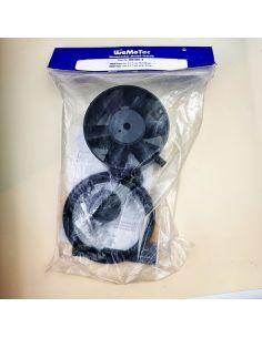 Midi Fan mit 3,17mm Mitnehmer  WeMoTec alte Version!