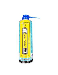 Fine-Tef Dünnflüssiges PTFE-Schmieröl 500 ML AEROSOL von INNOTEC, 1003