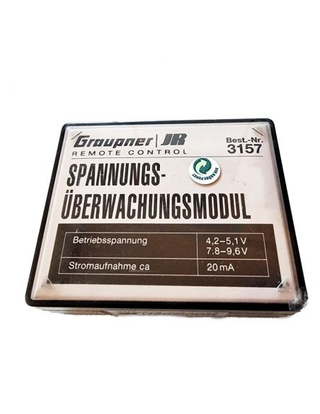 Graupner Spannungsüberwachungsmodul 3157